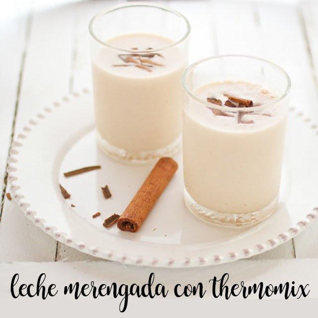 Mleko bezowe z Thermomixem