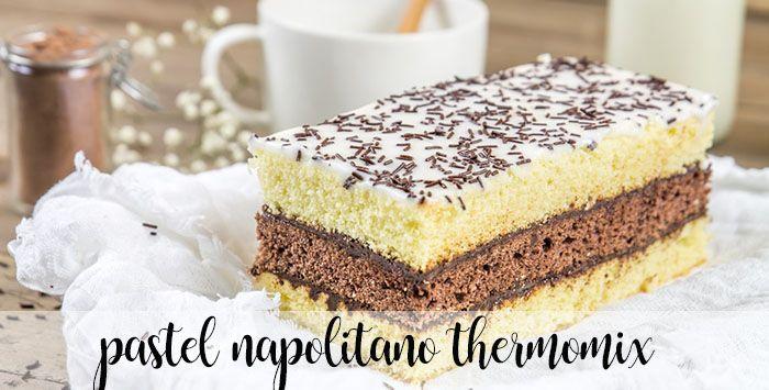 Ciasto neapolitańskie z Thermomixem