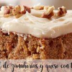 Ciasto serowo-marchewkowe z Thermomixem