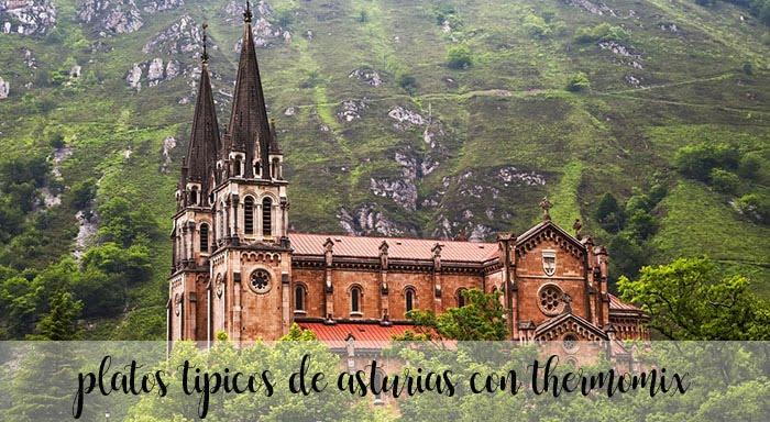15 typowych dań Asturii z termomiksem