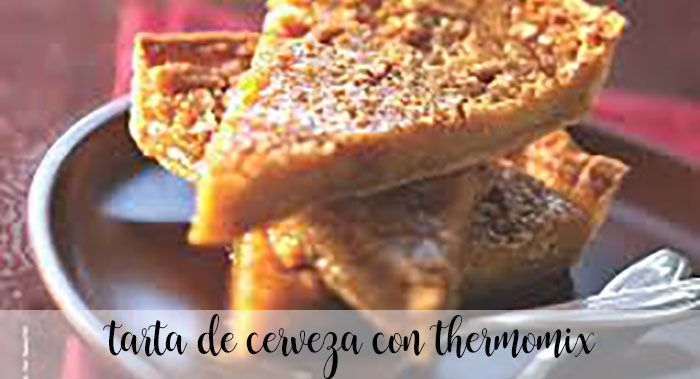 Ciasto piwne z Thermomixem