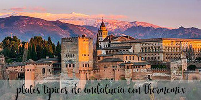20 typowych andaluzyjskich dań z Thermomixem